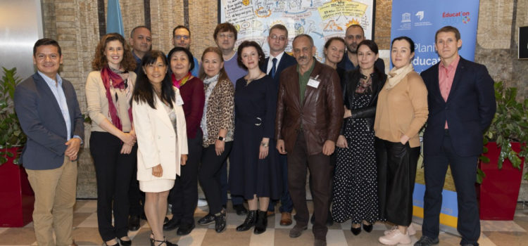 Study tour to UNESCO Institute of Statistics (IIEP)