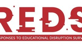 """New responces to educational disruption survey"" a study launched by IEA and UNESCO"