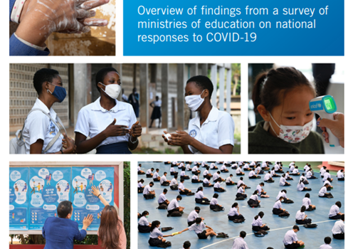 Survey on national education responses to COVID-19 school closures: overview of findings